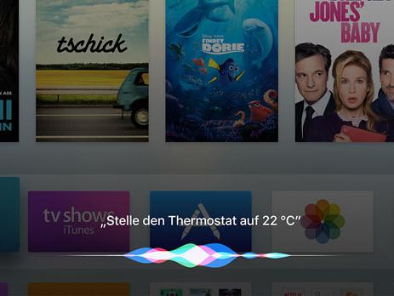 Bekommt HomeKit auch eine tvOS-App?