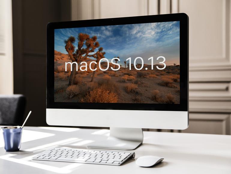 Wie wird macOS 10.13 heißen? Vielleicht Mojave?