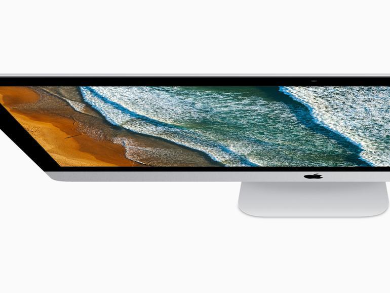 Das Display des neuen iMac 2017 ist noch heller
