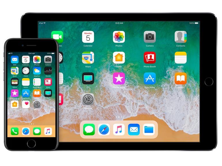 iOS 11 auf iPhone und iPad