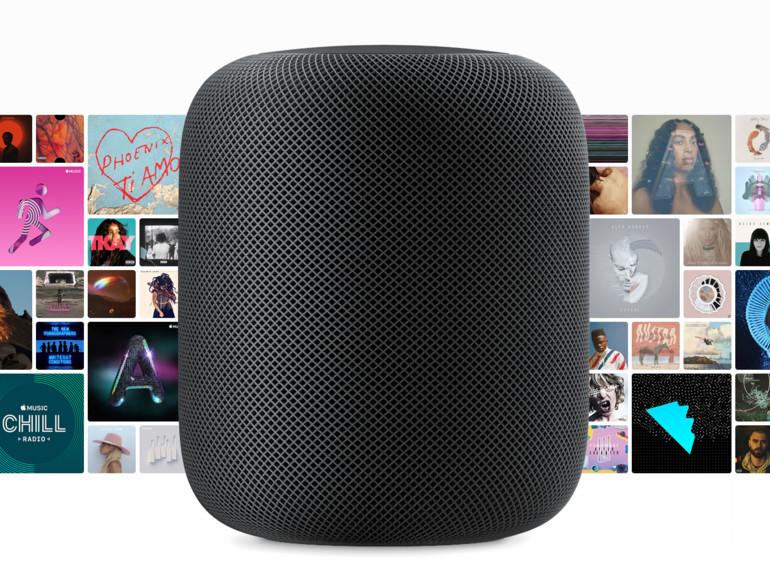 Mit dem HomePod tritt Apple in Konkurrenz zu Sonos, Amazon und JBL.