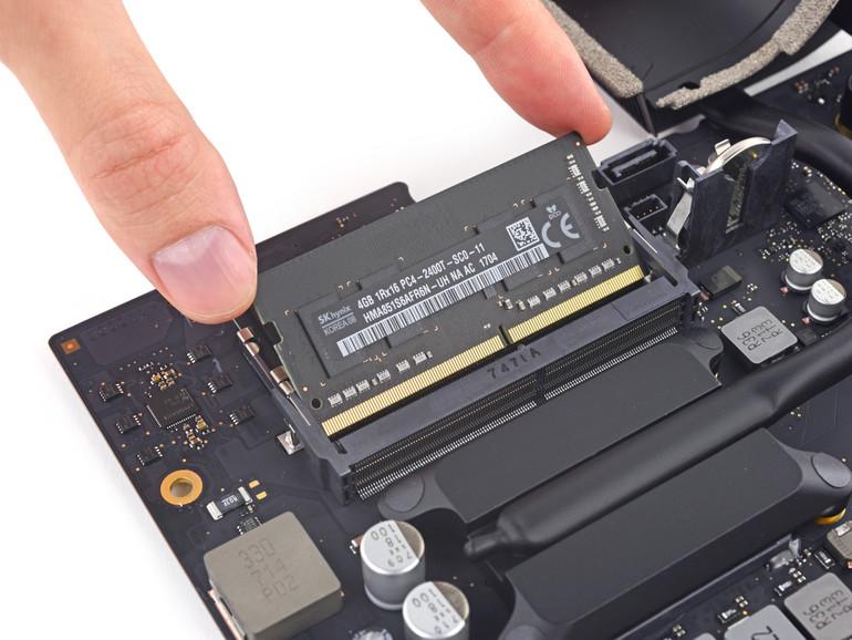 21,5 Zoll großer iMac mit austauschbarem RAM