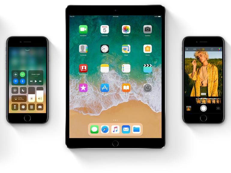 iOS 11 wird voraussichtlich im Herbst veröffentlicht