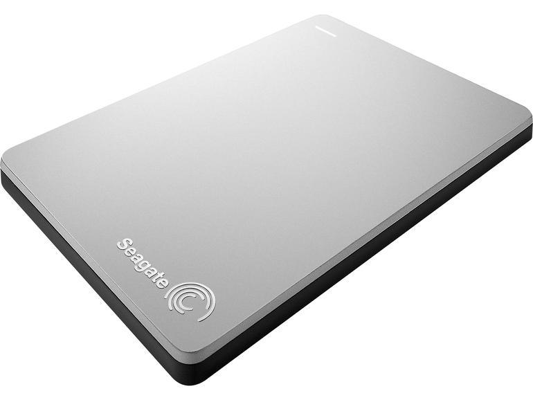 Backup Plus Slim in Mac-Optik
