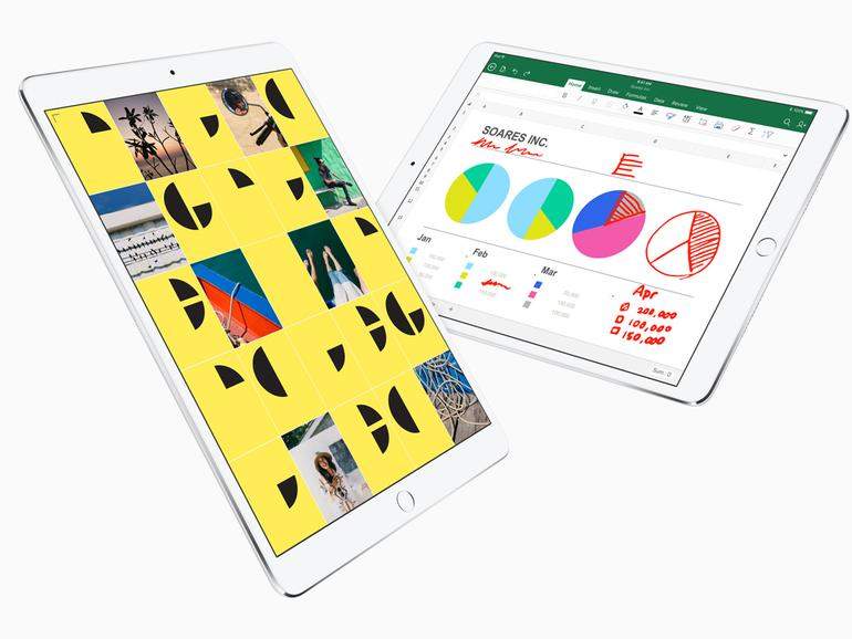 Das neue 10,5 Zoll große iPad Pro