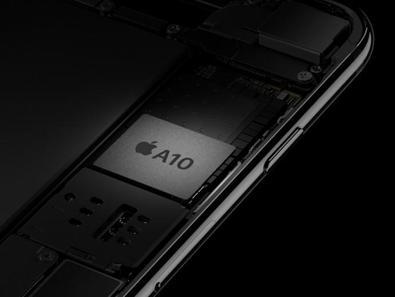 A10 SoC von Apple