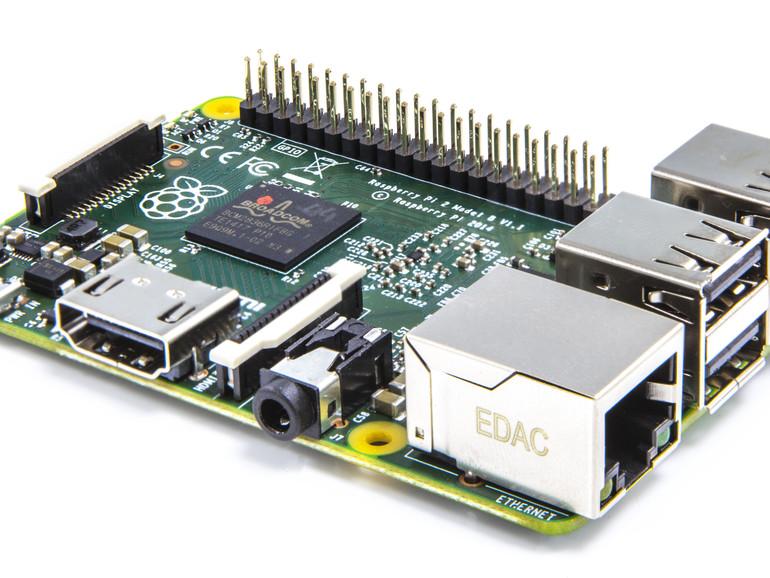 Raspberry Pi Model 2B