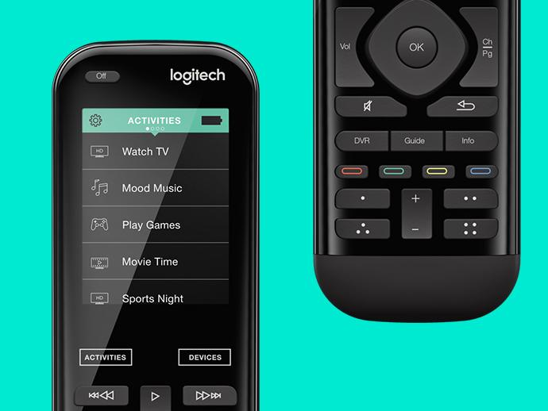 Logitech Harmony 950 Universalfernbedienung