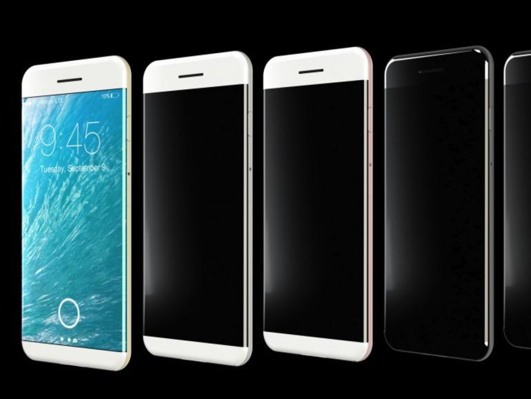 Apple: Das iPhone 8 surft offenbar bereits im Internet