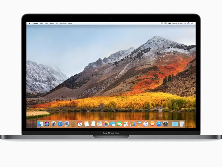 Eine neue Beta zu macOS High Sierra ist verfügbar