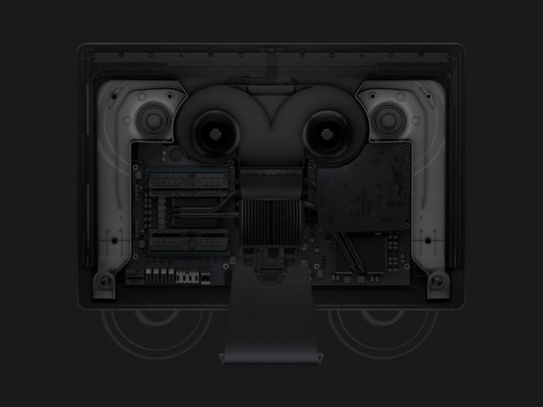 Die Hardware des iMac Pro ist auf ein High-End-Erlebnis ausgelegt