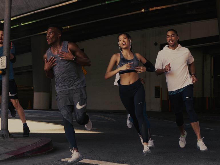 Die Partnerschaft zwischen Apple und Nike ist nach wie vor sehr eng