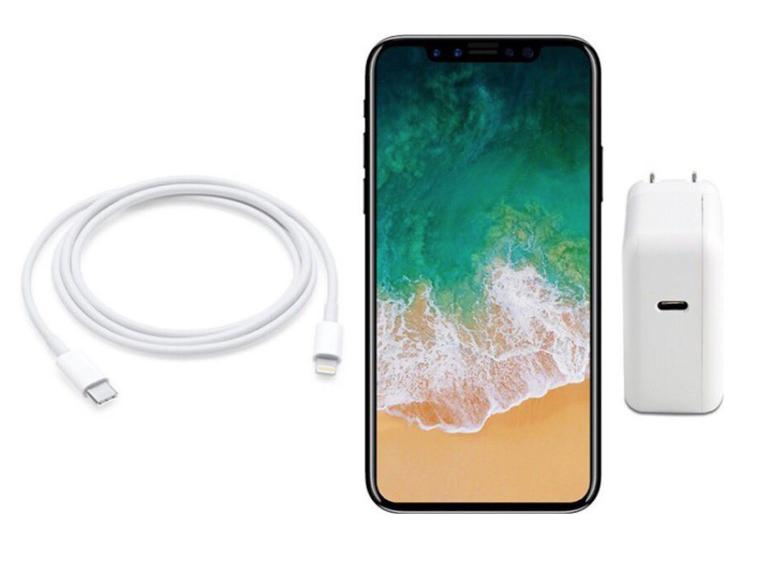 iphone 8 wom glich mit neuem usb c ladekabel mac life. Black Bedroom Furniture Sets. Home Design Ideas