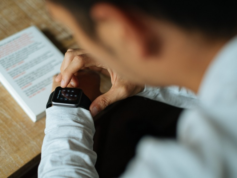 Der Sperrcode ist ein wichtiger Schutz für die Apple Watch