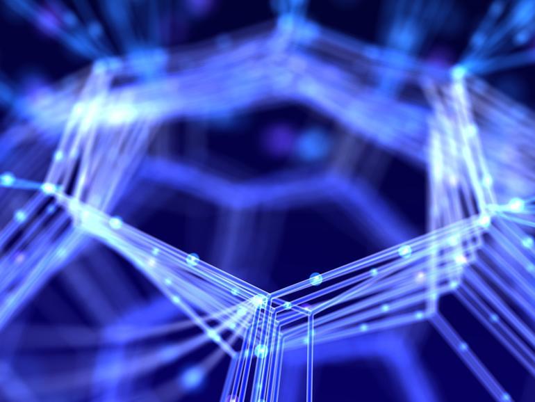 Visualisierung von Carbon-Nano-Röhrchen in Chip-Prototyp