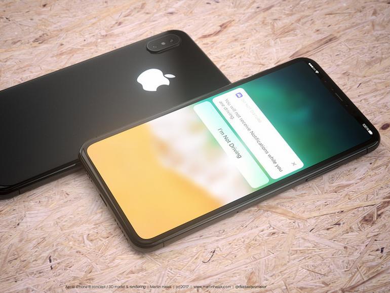 Gerücht: iPhone 8 mit spiegelnder Oberfläche