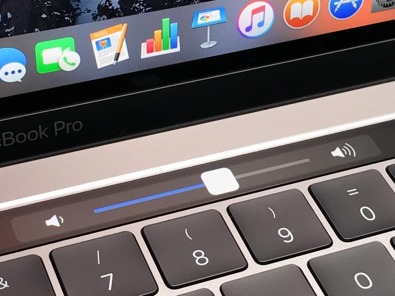 Betroffen sind offensichtlich nur Modelle mit Touch Bar.