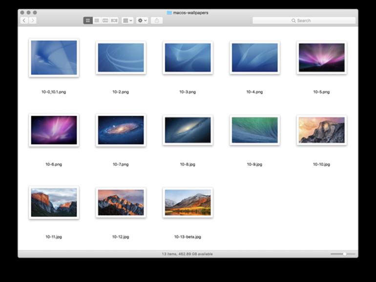 13 Retro-Wallpaper für Ihren Mac