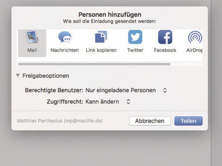 So zaubern Sie Serienbriefe mit Pages am Mac