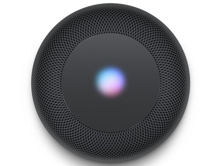 Der HomePod erscheint erst Ende des Jahres. Dann will auch Amazon einen verbesserten Echo präsentieren.