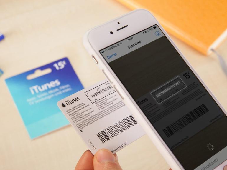 Geheimnis gelüftet: So funktionieren Apples iTunes Cards