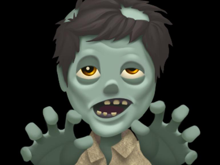 Zombie-Emoji