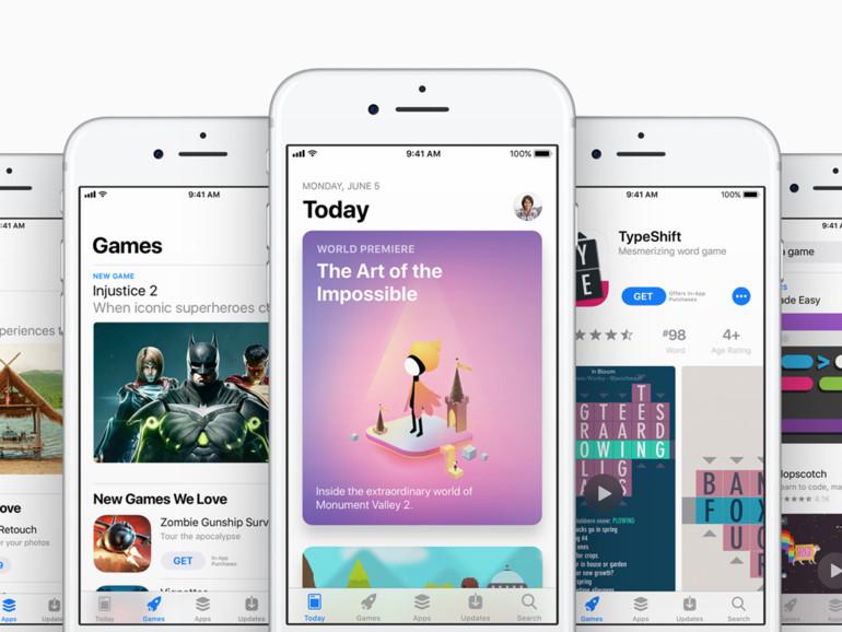 iOS 11 wird den App Store modernisieren