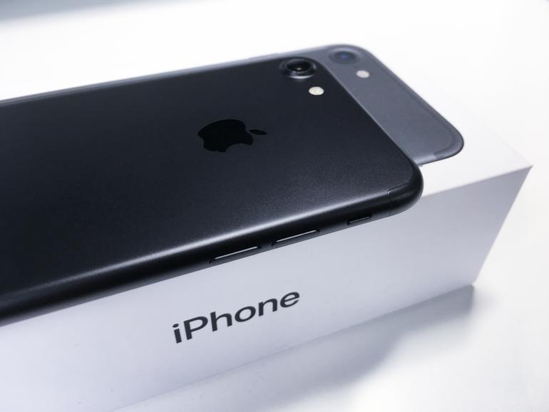 Das iPhone 7 ist auch mit Technologie ausgestattet, um die ein Streit entbrannt ist