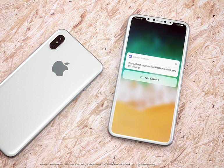 Rückläufige Chip-Nachfrage: Branche wartet angeblich iPhone 8 ab
