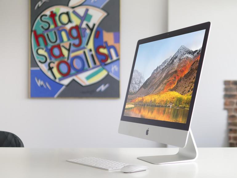 Der neue 5K-iMac aus dem Jahr 2017