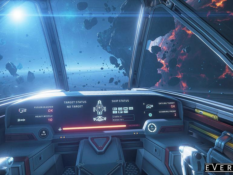 Screenshot aus Everspace