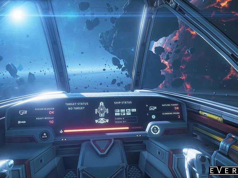 Screenshot aus Everspace