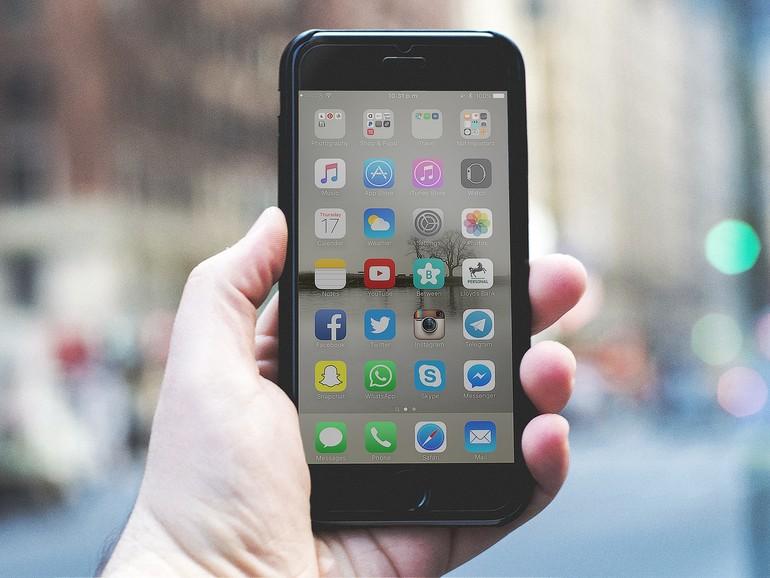 iOS bringt mittlerweile viele Systemapps mit sich