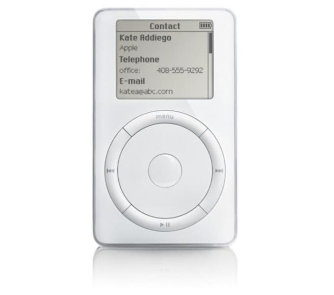 identify your ipod model apple support - 587×518
