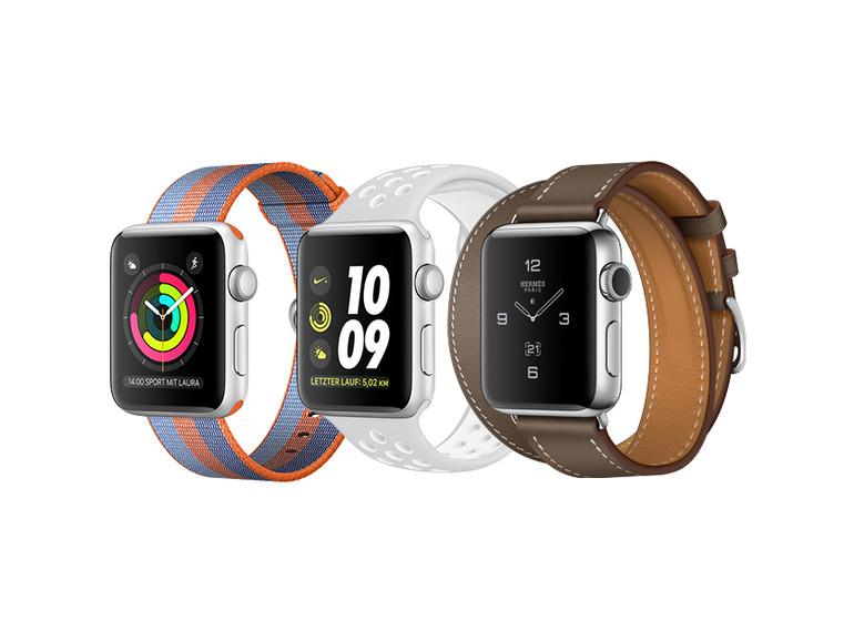 Als Smartwatch ganz vorne - Als Wearable Platz 3