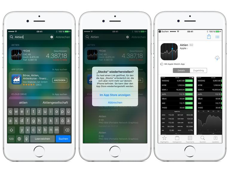 Iphone 7 Plus Musicordner Lässt Geht Nicht