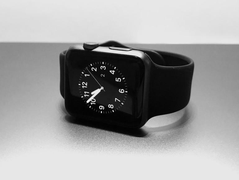 """Die Apple Watch kann auch """"minimalistisch"""""""