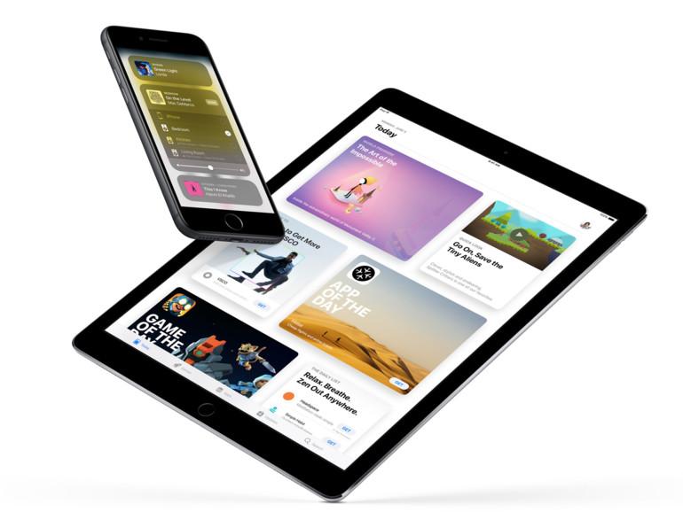 Mit iOS 11 erfindet Apple vor allem das iPad neu