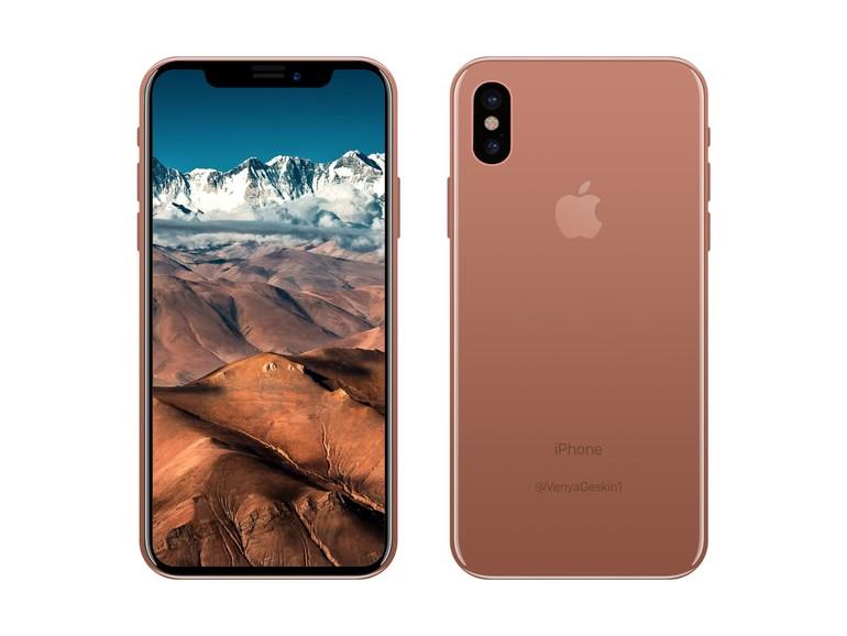 IPhone 8: Neue Farbe namens