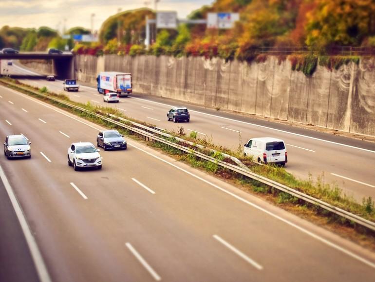 Das iPhone kann Sie auch ohne das Befahren von Autobahnen ans entfernte Ziel bringen