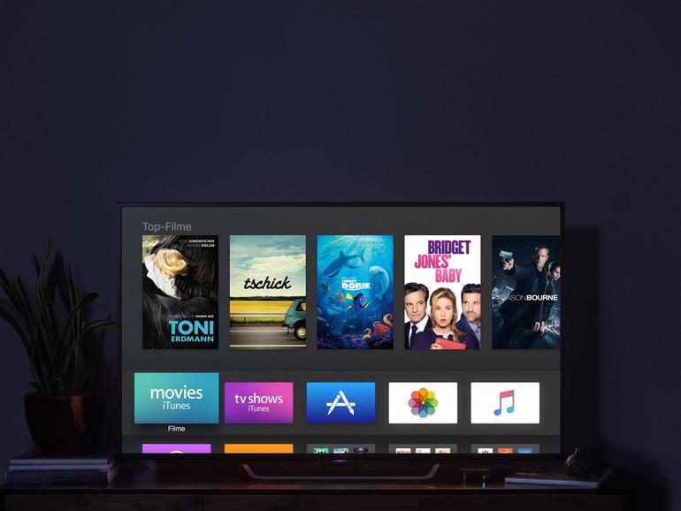 Eigentlich läuft die Software stabil auf dem Apple TV, aber vor Fehler ist man nie sicher