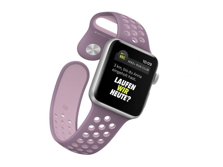 Nike hatte die Apple Watch zum absoluten Bestpreis angeboten.