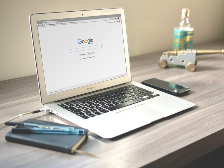 Google ist auch am Mac die Standardsuchmaschine