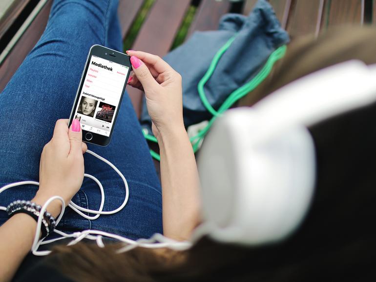 So teilen Sie Wiedergabelisten via Apple Music