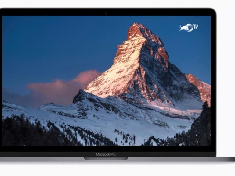 Das Matterhorn in macOS High Sierra