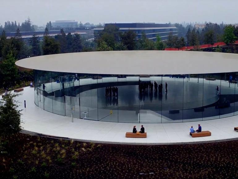 Apple bereitet schon für das Event in einer Woche vor