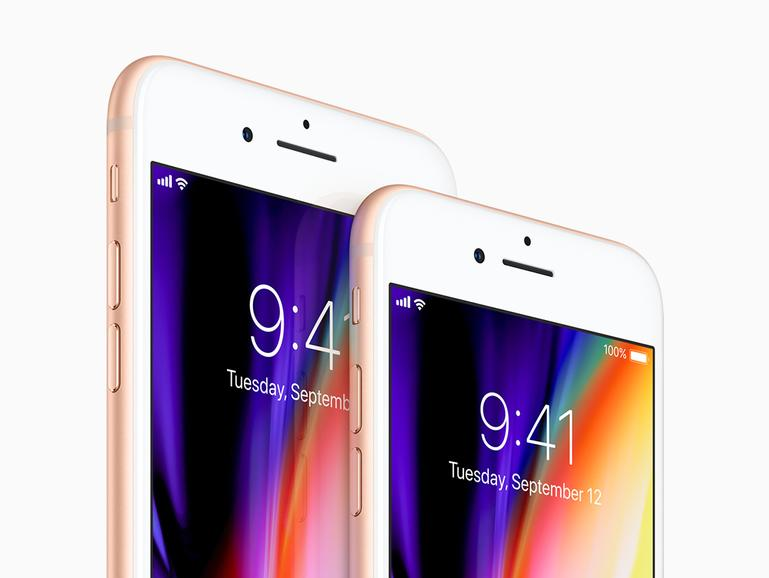 Das iPhone 8 und iPhone 8 Plus