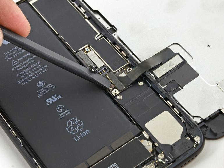 Wie beim iPhone 7 schlummern auch im iPhone 8 versteckte Details