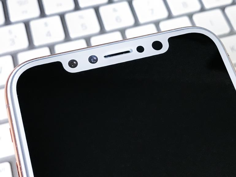 Doch keine weiße Front für das iPhone X?