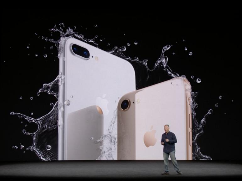 iPhone 8 und iPhone 8 Plus sind wasserdichter als vorher